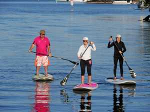 Paddle in Pink honours memory of lost loved one
