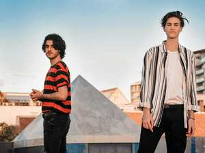 Brothers continue trajectory at Caloundra Music Festival gig
