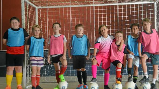 Skills the focus as futsal club grows