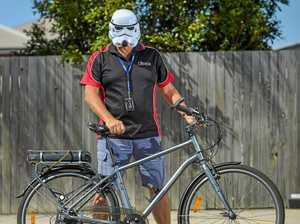 If you've got a cheap head buy a cheap helmet