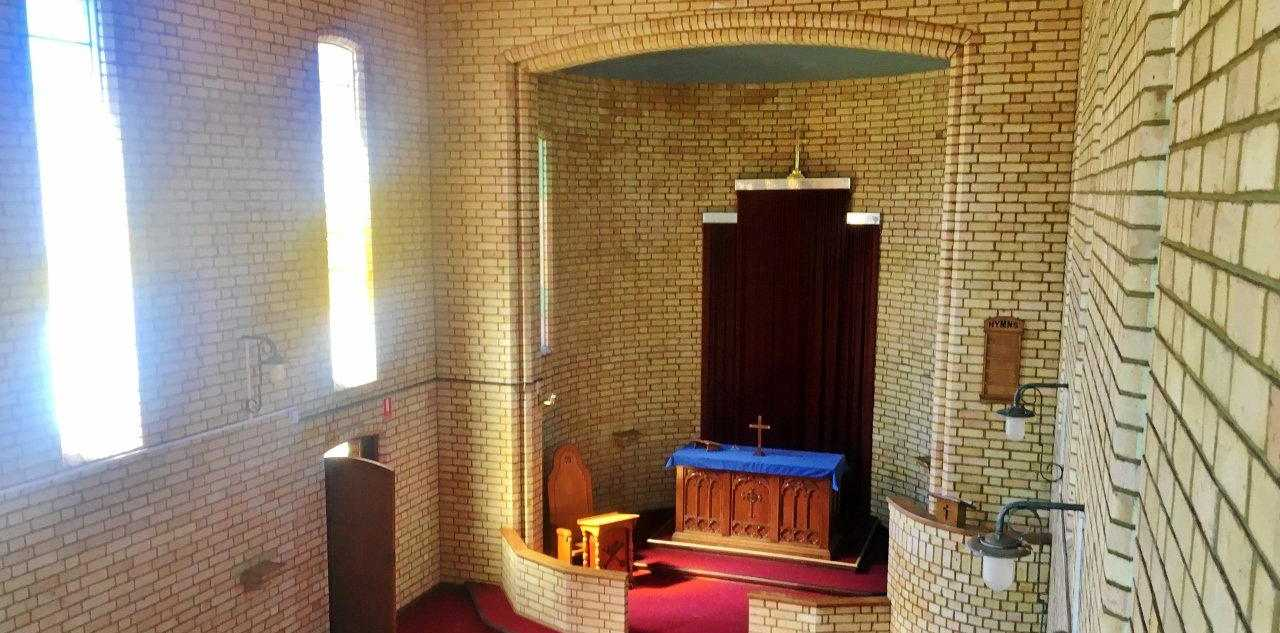 Proston Anglican Church is up for sale
