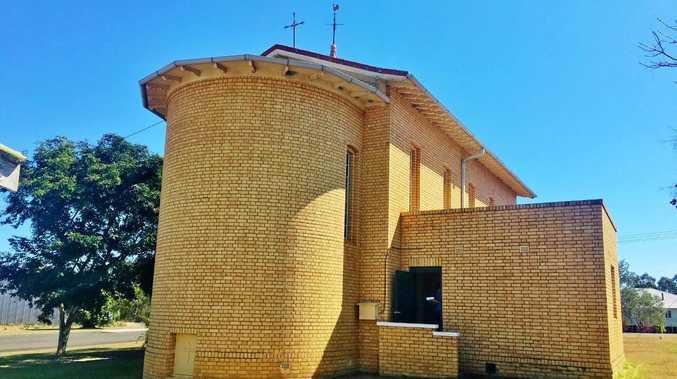 Famous Burnett church up for sale