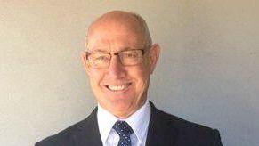 NEW FACE IN TOWN: North Burnett Regional Council's new CEO Gary Rinehart.