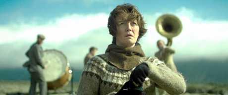 Icelandic film Woman at War by Benedikt Erlingsson.
