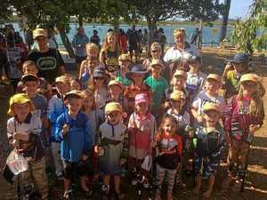 Big prizes on offer at kids' fishing comp