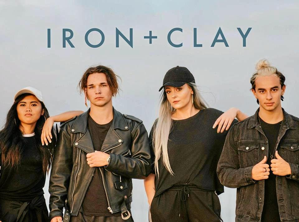 GETTING REAL: Iron+Clay will play for Kingaroy students to inspire them to understand their full potential.