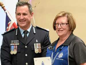 Fraser Coast Queensland Police Medals and Awards