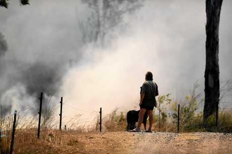 Woolooga fire 2018.