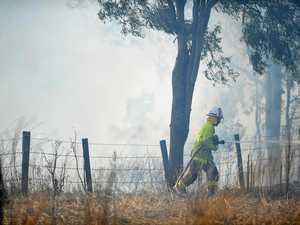 Woolooga Fire devastation