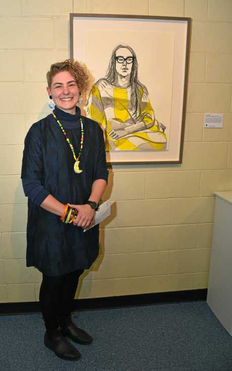 Erin Dunne's success in the region's art scene has gone from strength to strength.