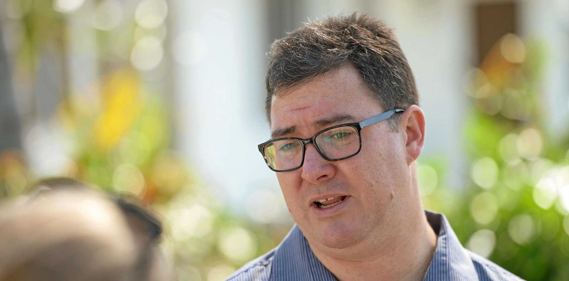 Dawson MP George Christensen has called for dangerous sharks to be hunted down.
