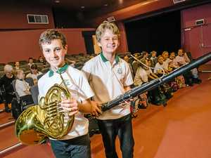 Toowoomba Students get in tune with the sound of music