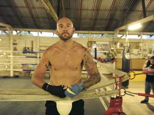 Harding ready for his return to the ring