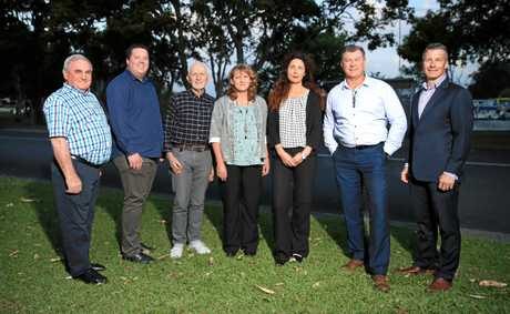 TEAM: Tweed Heads Shire Councillors.