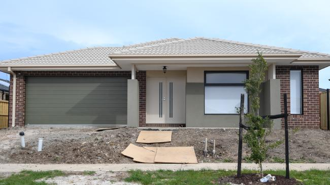 A housing crash in Australia will effect some suburbs more than others. Picture: Penny Stephens
