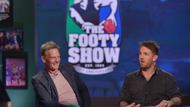 Is the end near for Sam Newman's time on The Footy Show?