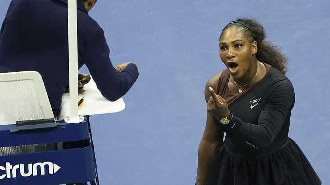 Gogglebox gives the Serena controversy a serve