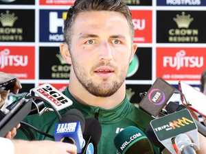 NRL boss Greenberg makes Burgess call
