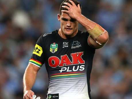Will he sign or not? Big bucks may not be enough for Nathan Cleary. Picture: Getty