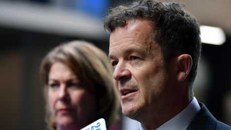 Attorney-general Mark Speakman on Thursday announced he will lodge an appeal. Picture: AAP Image/Joel Carrett