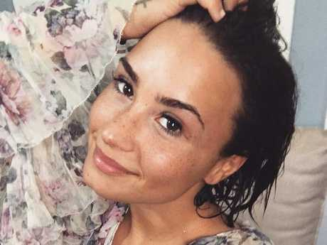 Demi Lovato allegedly took 'dirty' drugs with her alleged dealer, who is now being served with a warrant for arrest. Picture: @ddlovato/Instagram