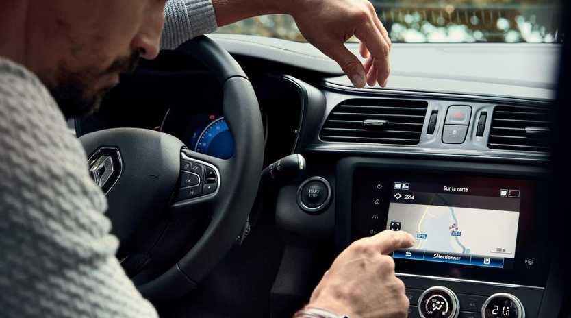 Renault cars will be equipped with Android technology from 2021.