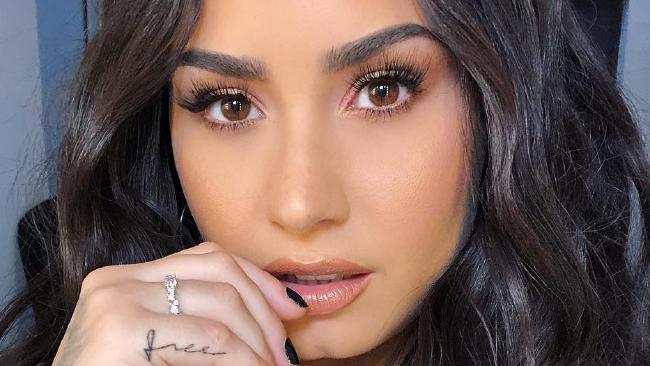 "Demi Lovato's alleged drug dealer is under arrest following the singer's overdose on ""dirty"" drugs. Picture: Instagram/BW Magazine"