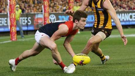 The Demons have dropped Bayley Fritsch. Picture: Michael Klein