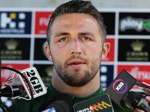NRL speaks to woman in Sam Burgess sext case
