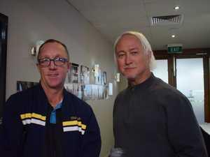 Steve Fenech and Randy Edwards.