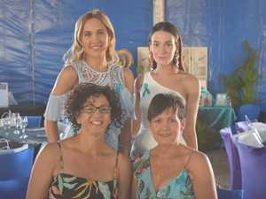 Abby Carter, Lisa Carter, Julia Weir and Judy Hearl.