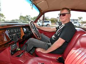 Peter Lehrke 1962 Jaguar Mk2