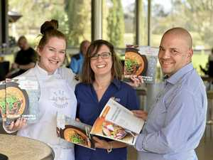 Group cooks up a new publication for charity