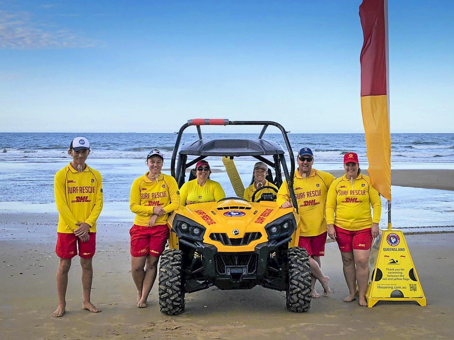 BEACH WATCH: Surf lifesavers will be back on duty this weekend at beaches around the region