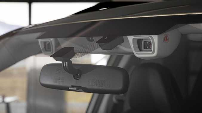 The new Subaru Forester is armed with technology which has facial recognition functionality.