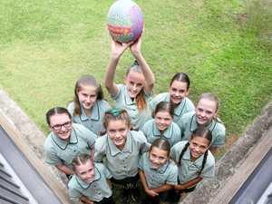 The Tweed netballers shooting for glory