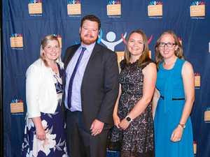 Winners 'Aim High' at awards night