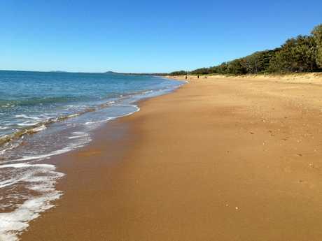 Tannum Sands Main Beach.