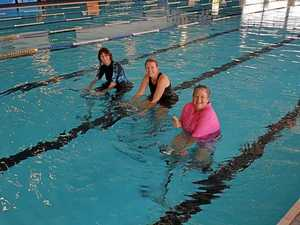 Two mums keep afloat running four community pools