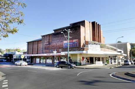 The Regent Cinema, Murwillumbah.