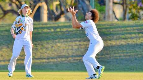 Keagan Yasso in action
