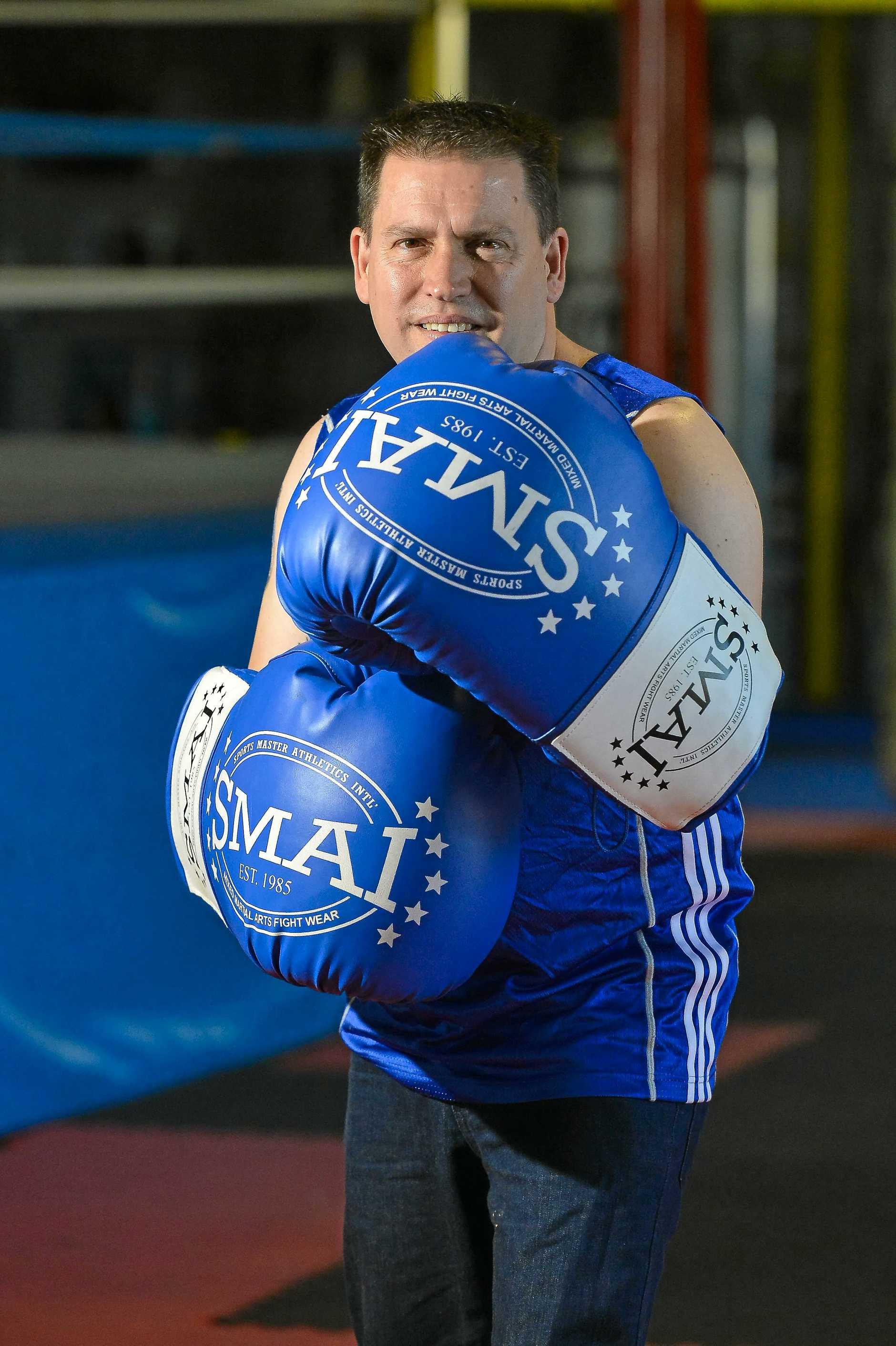 Gladstone Region Mayor Matt Burnett will face Member for Gladstone Glenn Butcher in a charity boxing match.