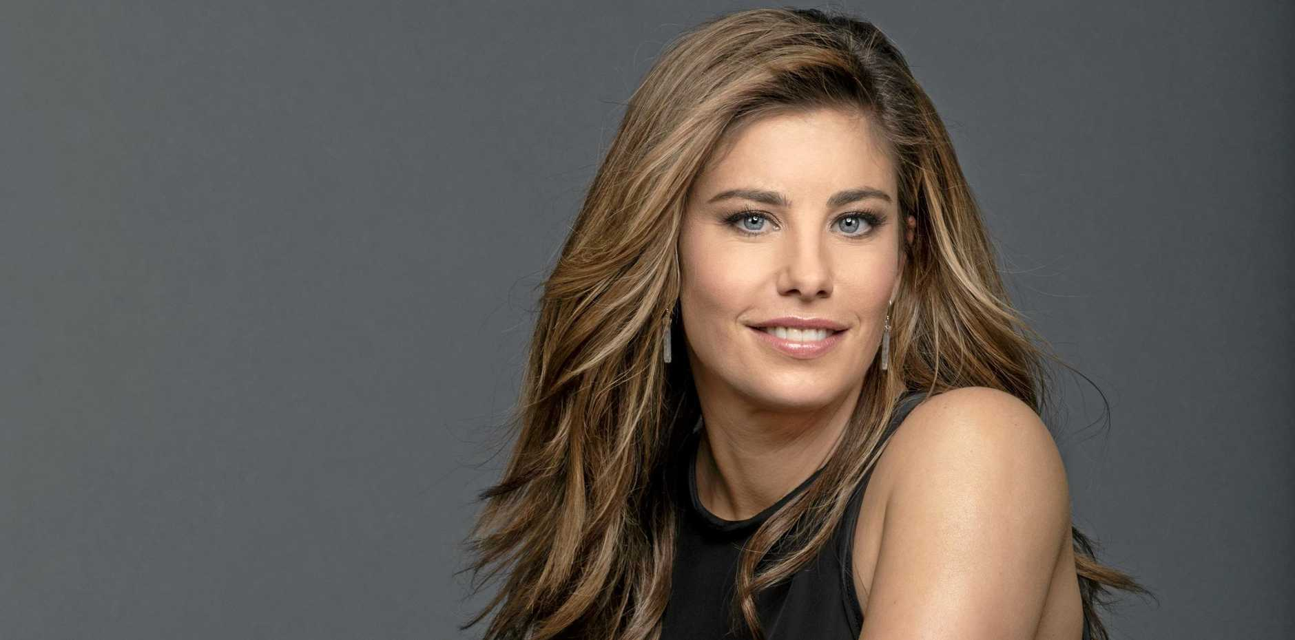 Brooke Satchwell stars opposite Scott Ryan in the TV series Mr Inbetween.