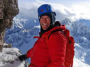 Adventurer takes on deadly Alps challenge
