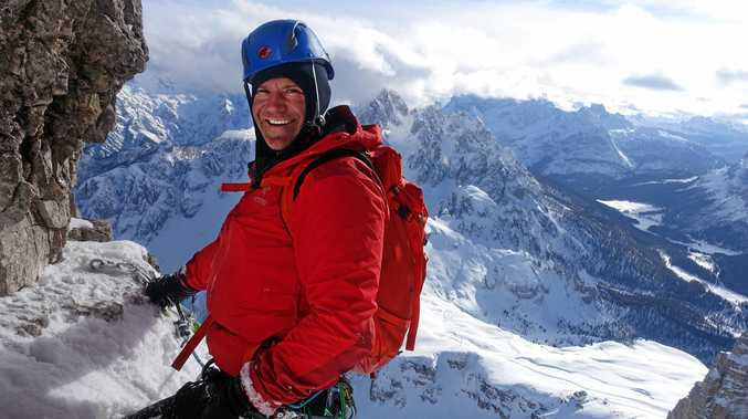 Cameras follow Steve Backshall as he attempts to climb the north face of the Eiger in the Bernese Alps for the TV series Steve Backshall vs The Vertical Mile.