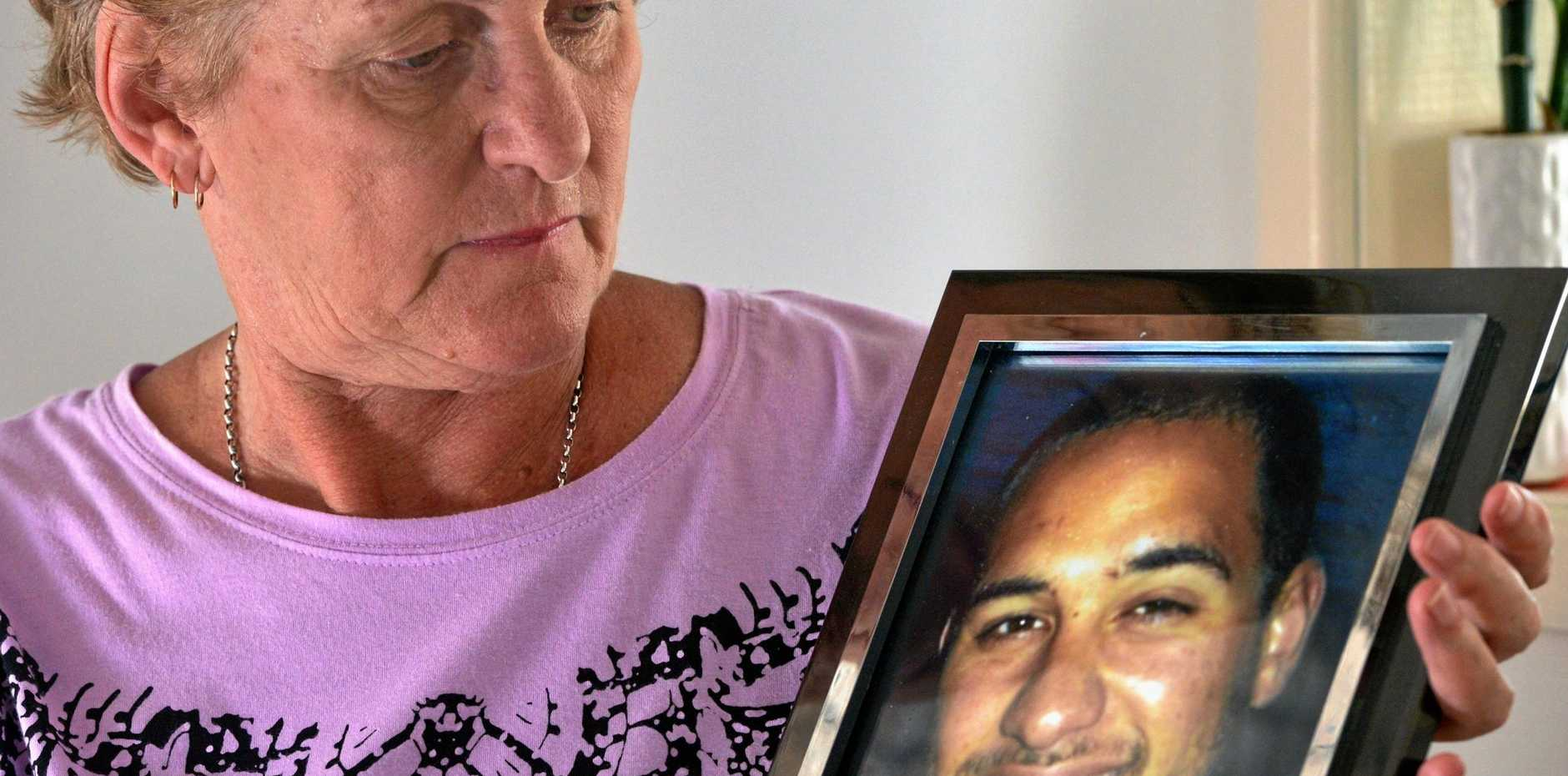 Sue Mill recalls the heartache of losing her son, Josh to a king hit.