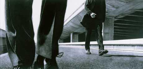 WINNER 2002: Michael Zavros' Plot, 2002.