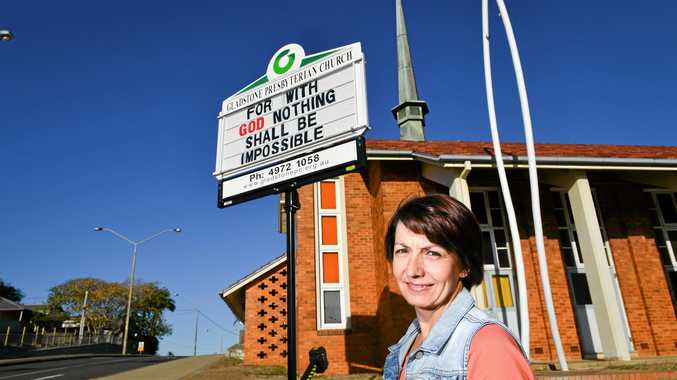 150-year first for Gladstone church