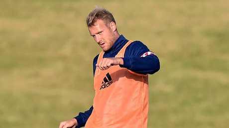Ola Toivonen remains under an injury cloud.