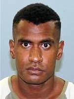 Nelson Jack Kepa, 21, of Mackay is now back behind bars.